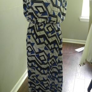 Apt. 9 Dresses - High low maxi dress